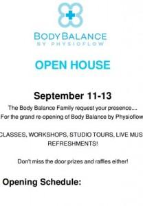 Body Balance September